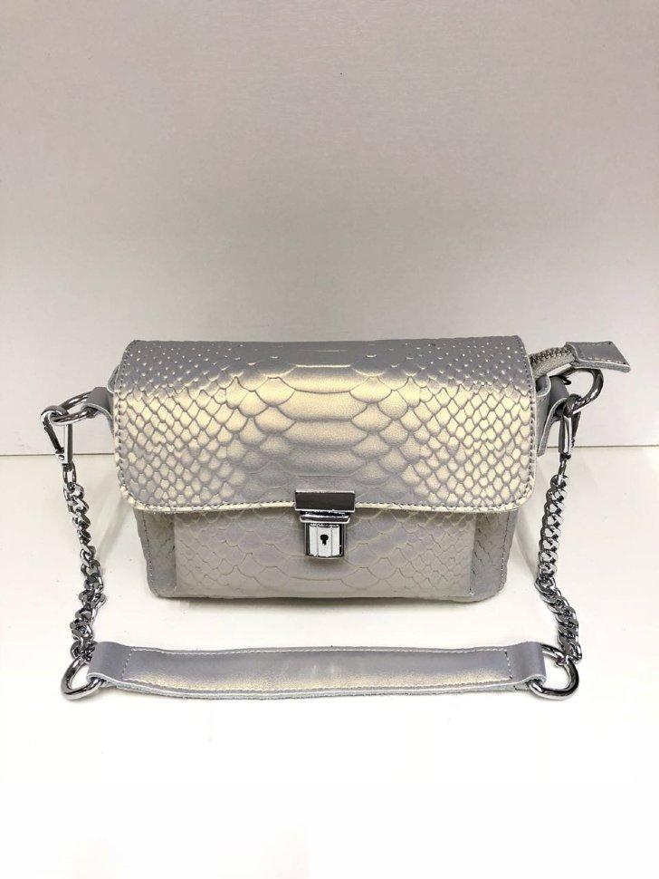 0caa77b906f6 Купить Женский клатч перламутровый Silver .Артикул 631 по цене 1 700 ...